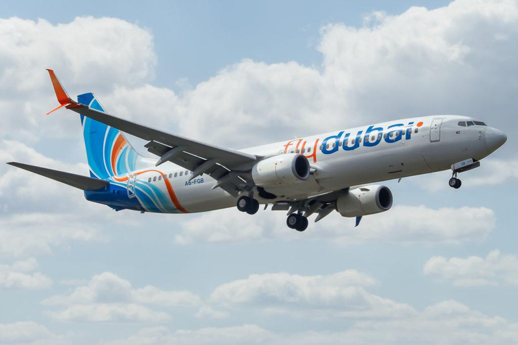 Split Scimitar Winglet on Boeing 737-800NG