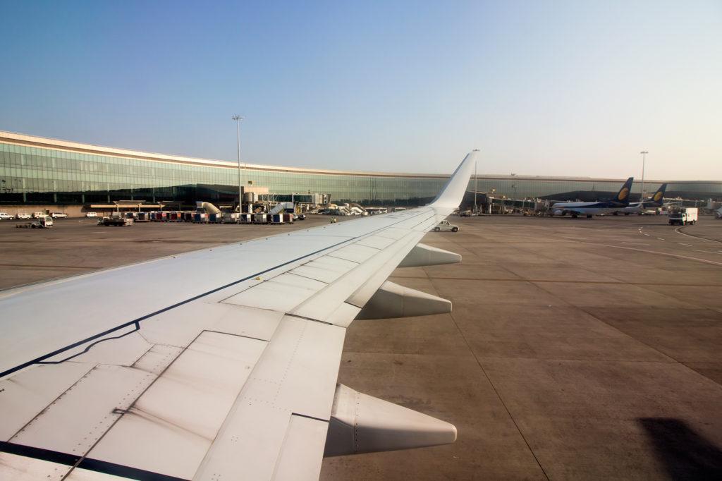 Blended winglet Boeing 737-800