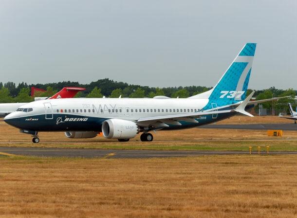 N7201S, Boeing 737 MAX 7