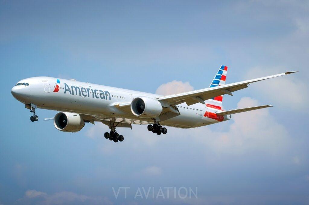 N733AR, Boeing 777-300ER