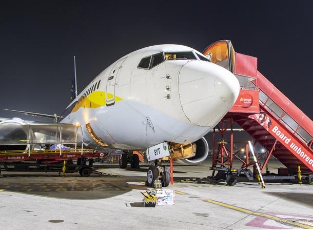 VT-SYT, Boeing 737-700