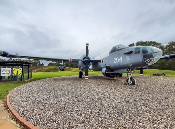 204, Lockheed AP-2H Neptune